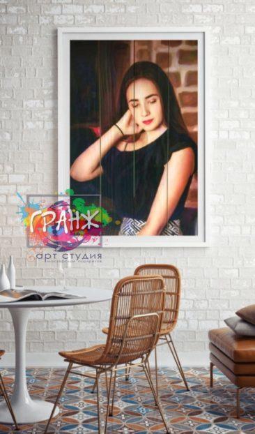 Картины на досках купить в стиле лофт Ереван