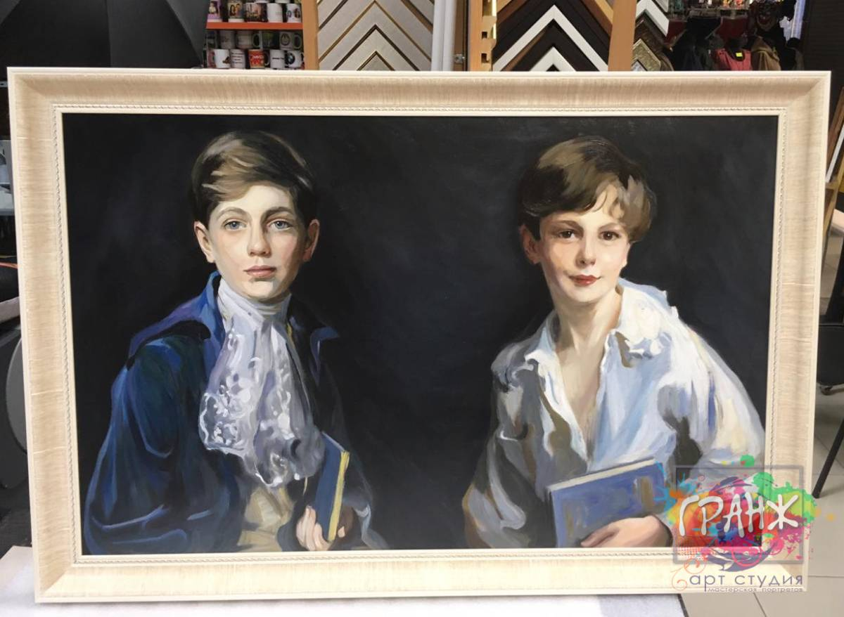 репродукции картин известных художников