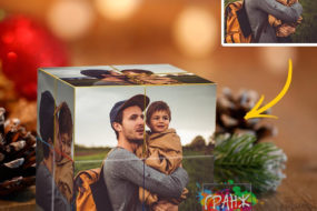 Фотокубик трансформер, купить в подарок Еревен