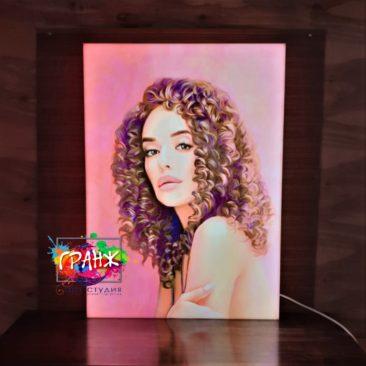 Заказать светильник по фотографии Ереван